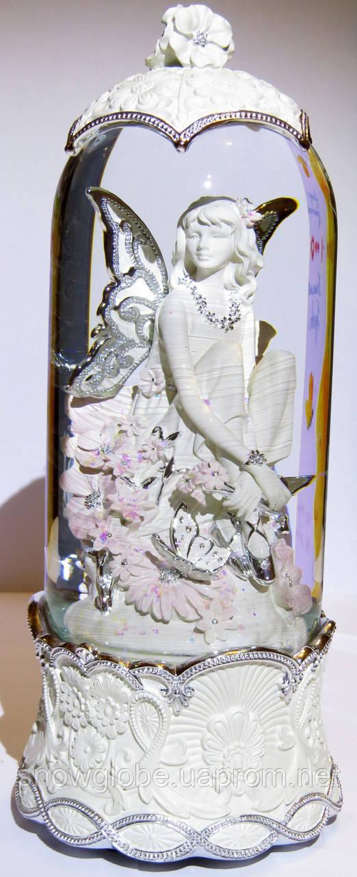 """Лучший подарок эксклюзивная музыкальная Колба с вращением - интернет-магазин """"1 подарок"""" в Киеве"""