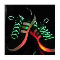 Светящиеся шнурки KS Disco Green R150692