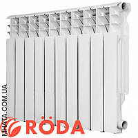 Алюминиевый радиатор Roda 500/96