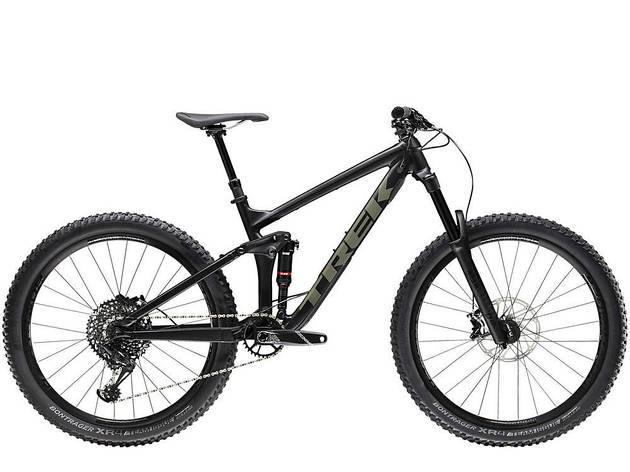 """Велосипед Trek-2019 REMEDY 8 27,5"""" 18.5 ВК чорний, фото 2"""