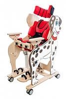 Вертикализатор ортопедический с пневмоприводом Dalmatian (Далматинец) AkcesMed (Польша), фото 1