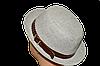 Шляпа котелок овальный канва