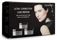 Набор кремов для лица CHANEL Ultra Correction Line Repair  3 в 1, фото 1