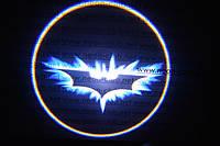 Подсветка дверей авто / лазерная проeкция логотипа Flittermouse | Летучая мышь