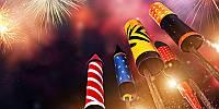 Пиротехника на самых известных карнавалах и фестивалях мира