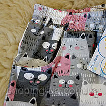 Детские шорты котики Five Stars HD0244-122p, фото 2