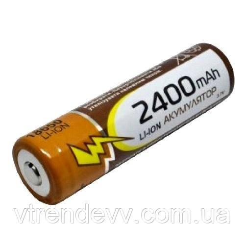 Аккумулятор Rablex 18650 2400 mAh Li-ion Original