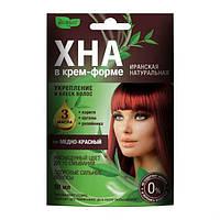 """Хна для волос Naturalist иранская натуральная """"Медно-красный"""" в крем-форме 50 мл"""