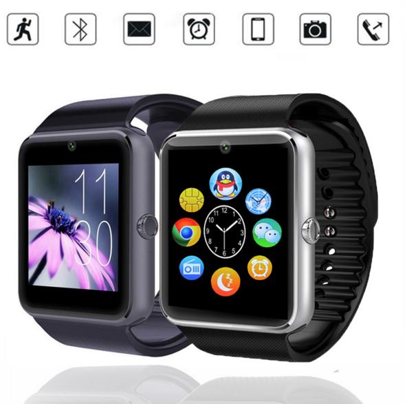 Смарт часы Smart Watch Phone GT08, фото 1