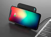 Беспроводное зарядное устройство QI Qualcomm Quick Charge 3.0 5V/2A 9V/1.67A 10W Samsung IPhone