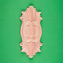 Код ДВ24. Вертикальный декор. Вертикальный резной декор для мебели