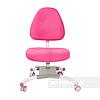 Комплект подростковая парта Amare Pink с выдвижным ящиком + подростковое кресло для дома Ottimo Pink FunDesk, фото 4