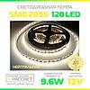 Светодиодная лента Avaton 12В нейтральная 120LED/m SMD2835 IP20 (для подсветки и освещения) 9,6Вт/м