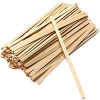 Шпатель деревянный узкий