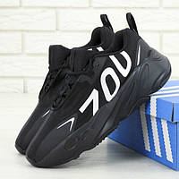 8a065734 ... Мужские кроссовки Adidas Yeezy Boost 700 Wave Runner Black, Адидас Изи  Буст / Реплика 1
