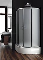 Душевая кабина Aquaform Nigra под глубокий поддон 90*90 см 100-092122