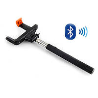 Селфи монопод со встроенным Bluetooth KS SS24 Black - 150602