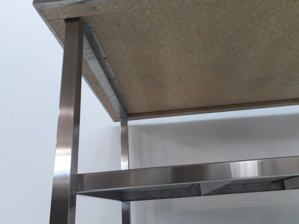 Столы производственные разделочные, рабочие поверхности 3