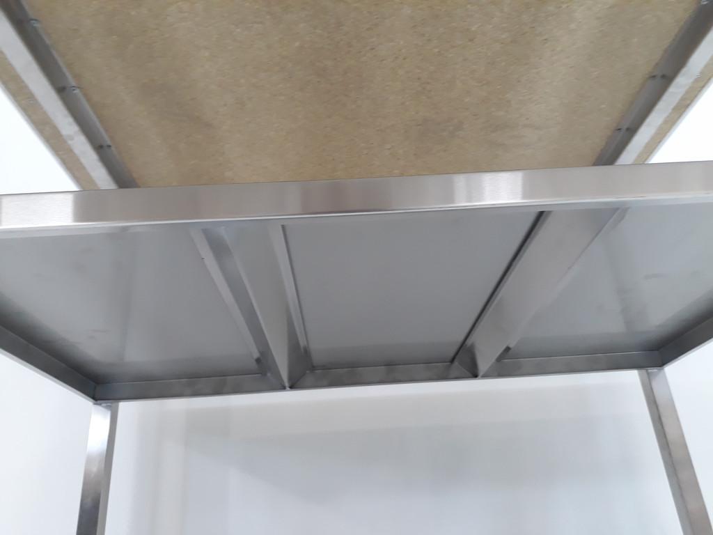 Столы производственные разделочные, рабочие поверхности 4