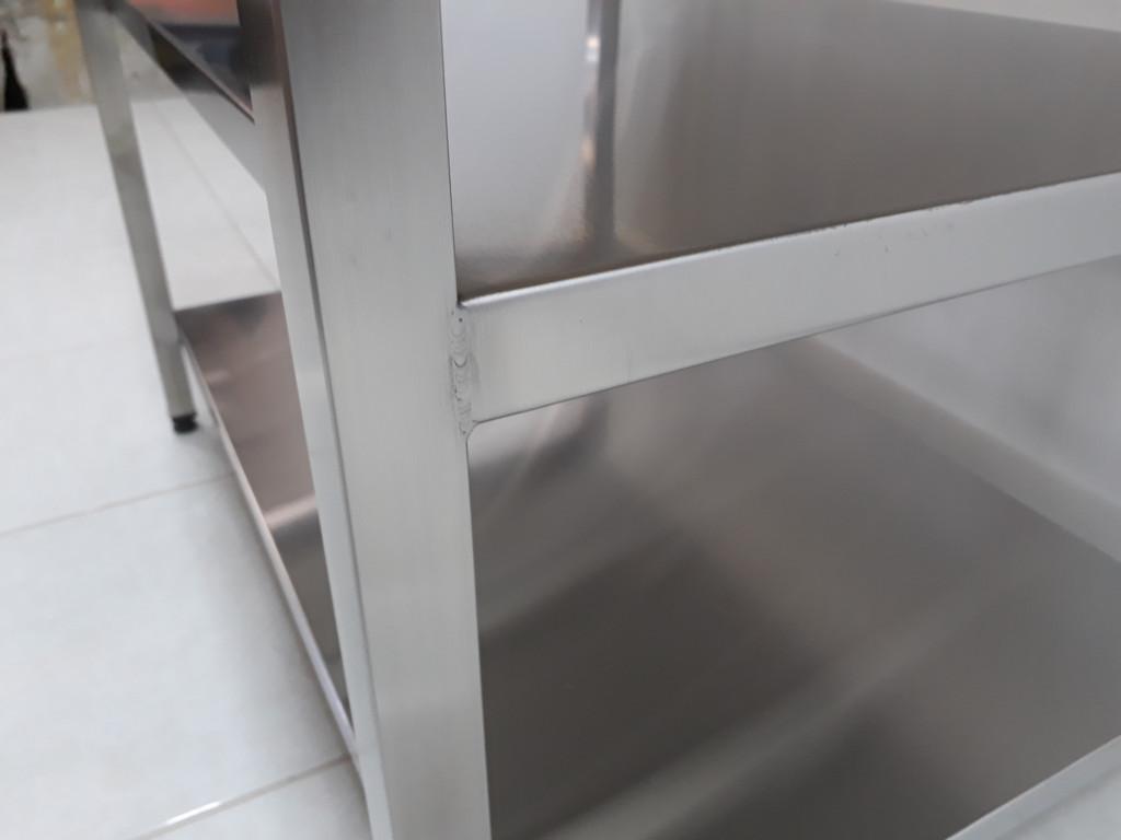 Столы производственные разделочные, рабочие поверхности 5