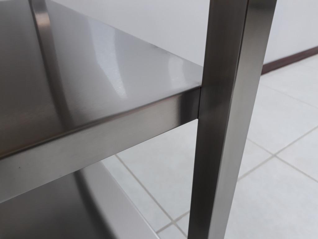 Столы производственные разделочные, рабочие поверхности 7