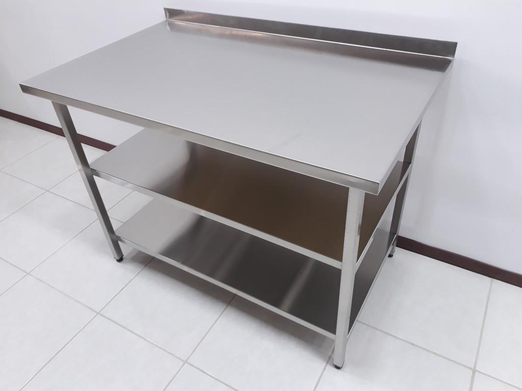 Столы производственные разделочные, рабочие поверхности 10