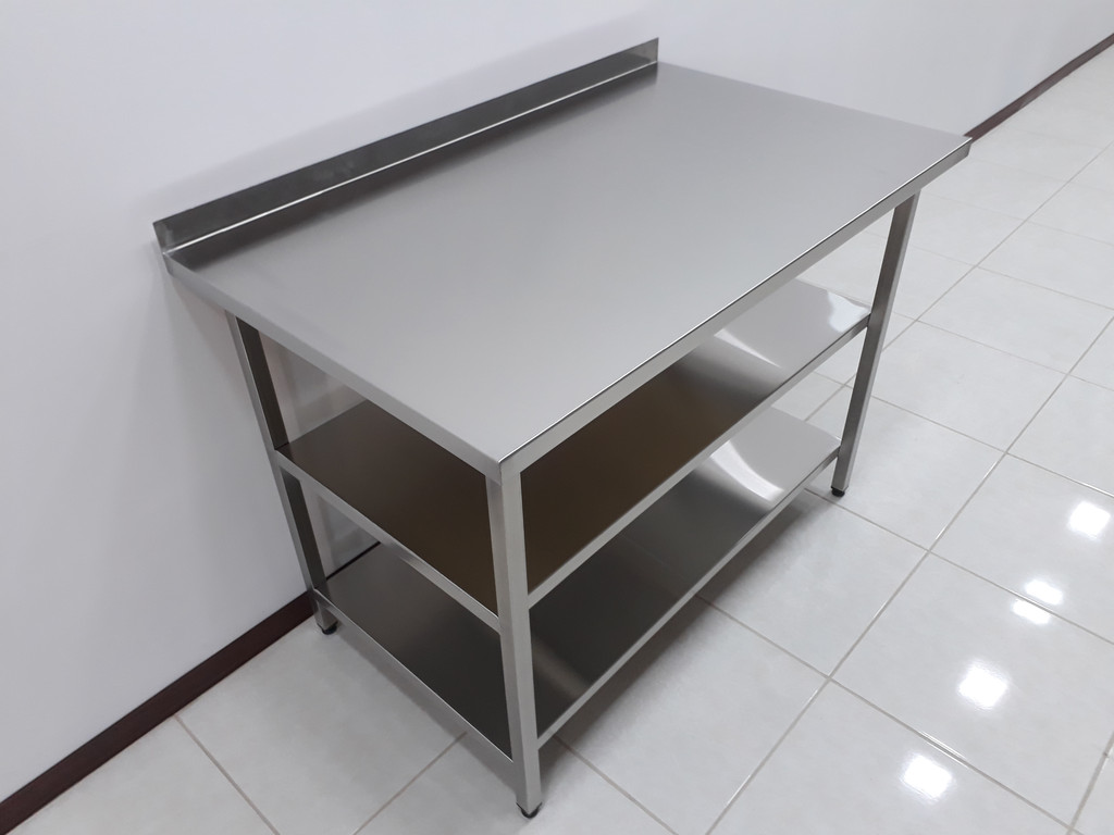 Столы производственные разделочные, рабочие поверхности 11