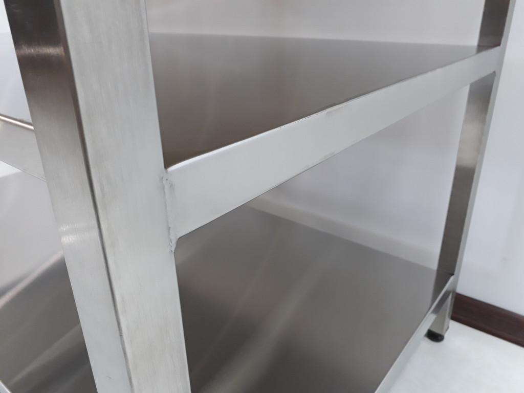 Столы производственные разделочные, рабочие поверхности 14