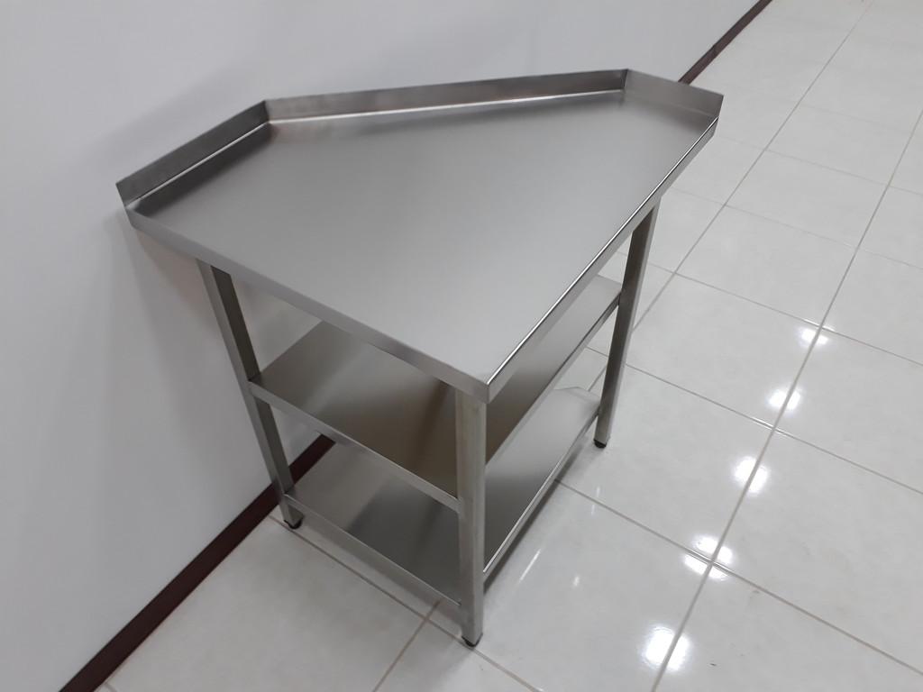 Столы производственные разделочные, рабочие поверхности 18