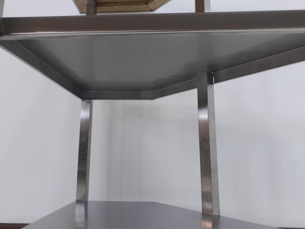 Столы производственные разделочные, рабочие поверхности 20