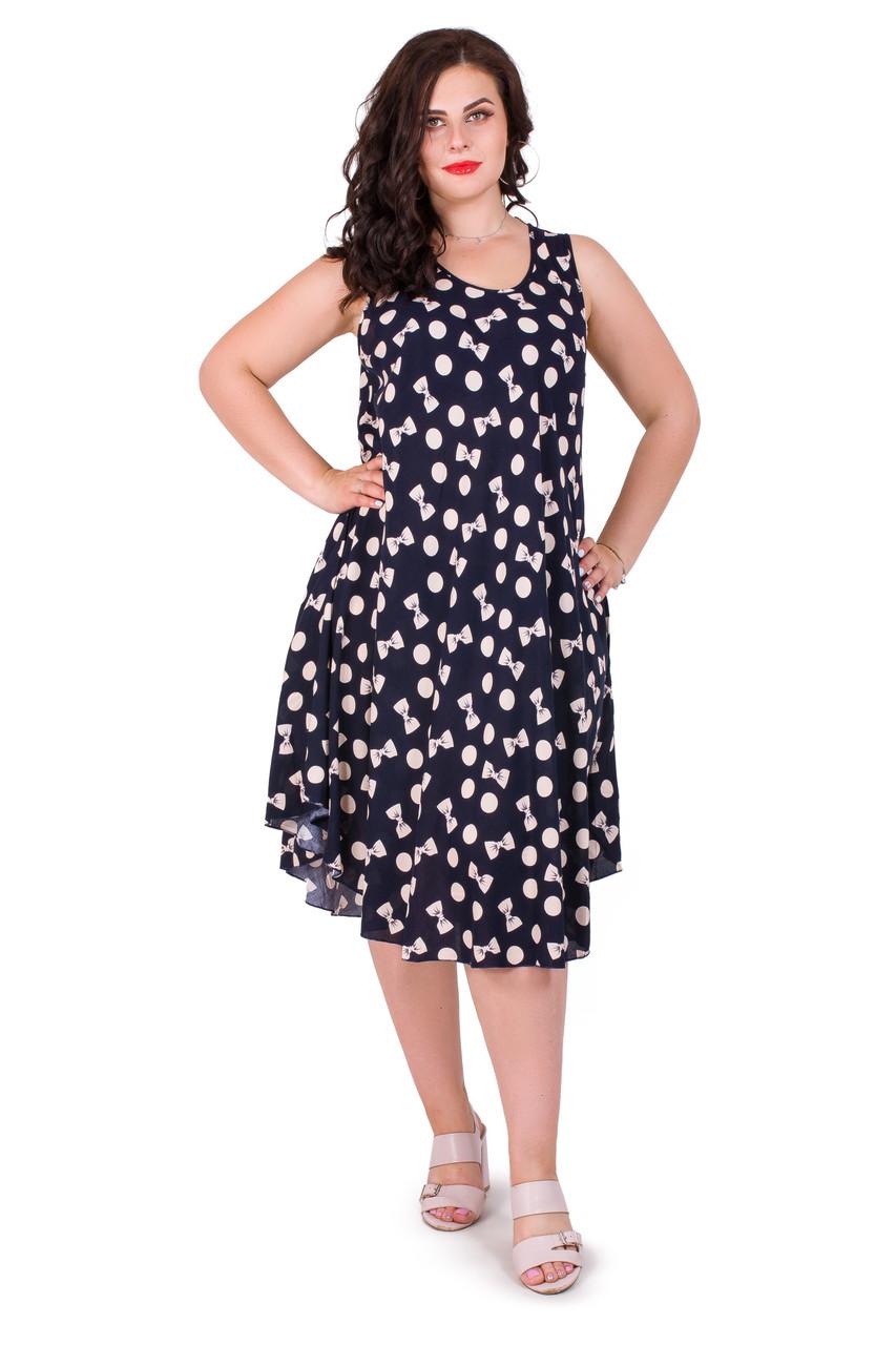 Женское летнее платье 1231-50