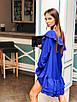 Стильное платье с воланами в разных расцветках, фото 10