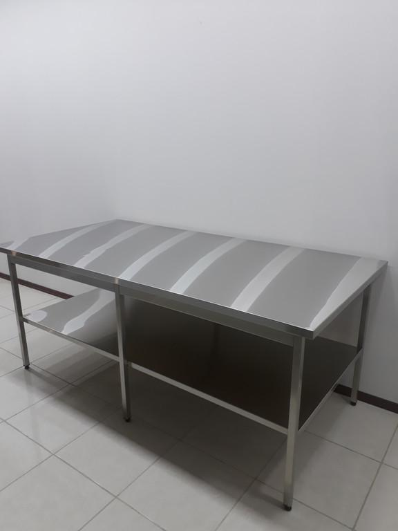 Столы производственные разделочные, рабочие поверхности 39