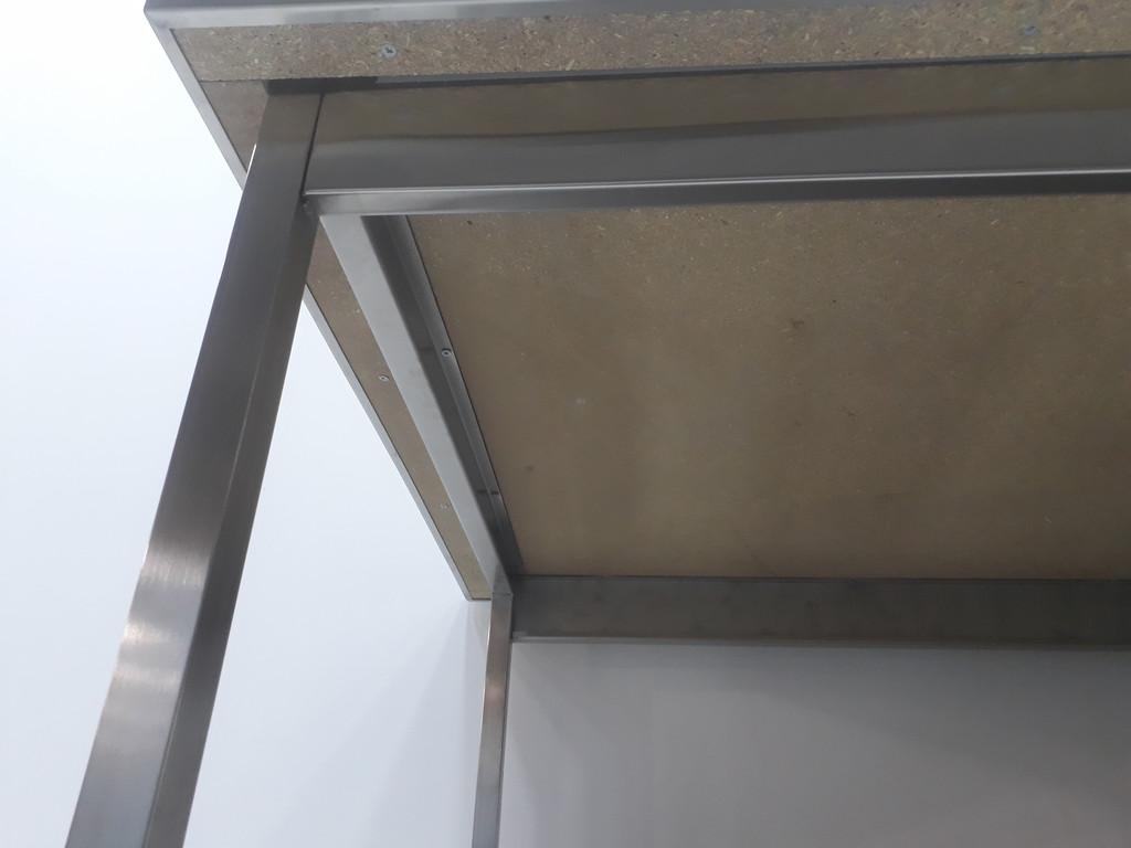 Столы производственные разделочные, рабочие поверхности 41