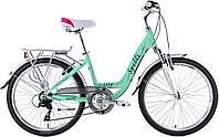 """Велосипед Spelli City 24"""" (6 spd)"""