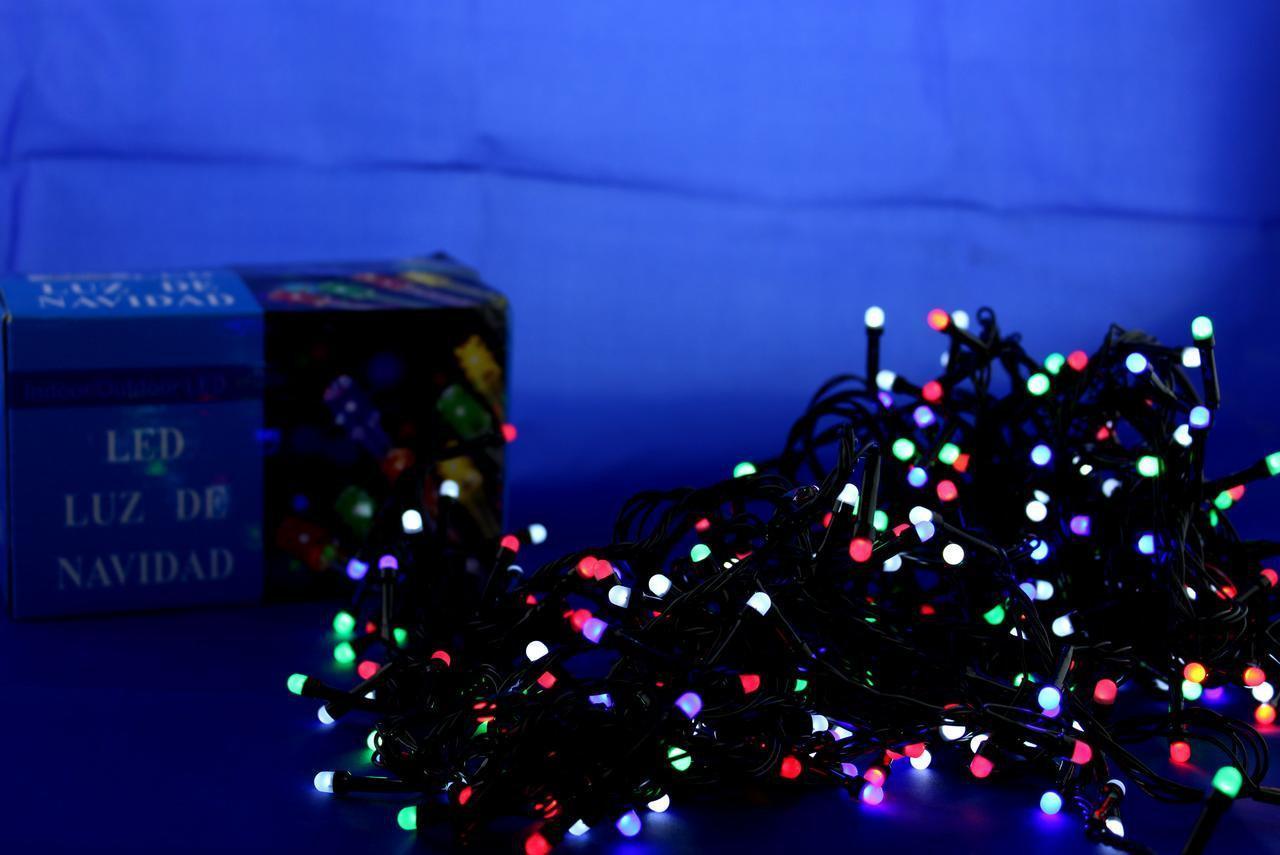 Гирлянда Xmas LED 300 M-4 Мультицветная