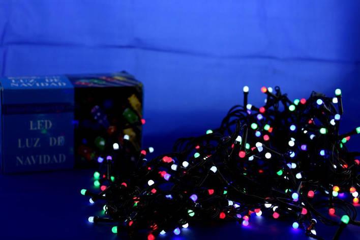 Гирлянда Xmas LED 300 M-4 Мультицветная, фото 2