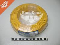 Провод для проводки (диам. 2,5) желтый (Украина)