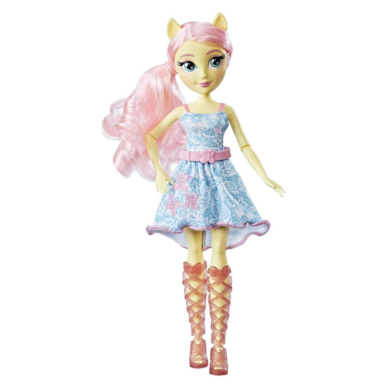 Кукла My Little Pony Equestria Girls Fluttershy Doll (Май Литтл Пони. Девочки из Эквестрии - Флаттершай)