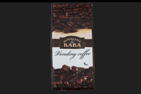 """Кава в зернах """"Віденська Кава Espresso Vending"""" 1кг. Україна"""