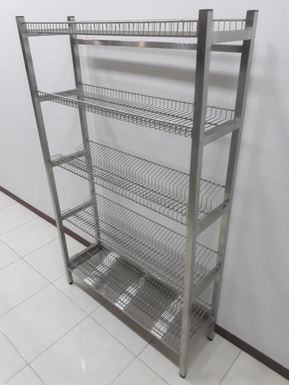 Полки, стелажи, этажерки для пунктов питания 12