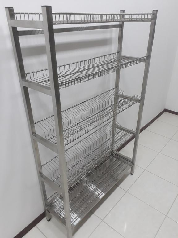 Полки, стелажи, этажерки для пунктов питания 13