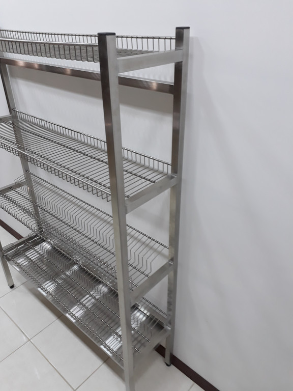 Полки, стелажи, этажерки для пунктов питания 25