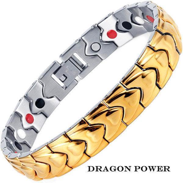 Магнитный браслет Сила Дракона