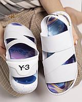 Женские Сандалии Adidas Sandals Y-3 , Реплика, фото 1