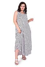 Женское платье длинное 1232-51