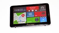 "Авто компьютер регистратор навигатор на торпеду 7"" GPS 2 камеры Android"