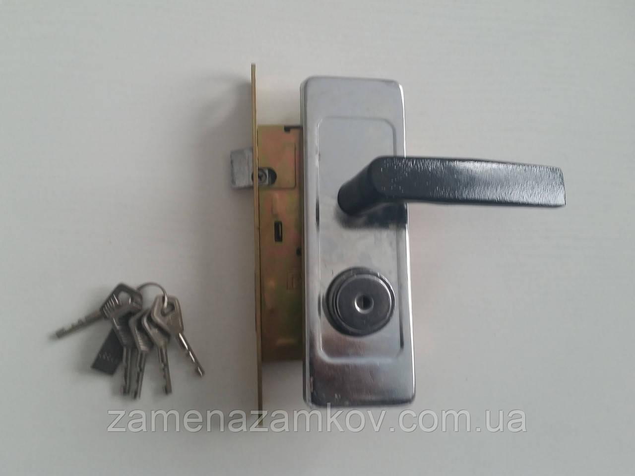 Акция! Замок ШО-25 Беларусь замок с кнопкой на ручках Оригинал Барановичи дисковый секрет
