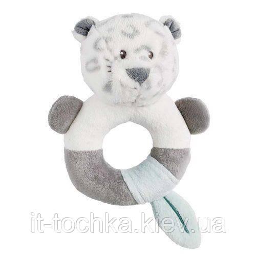 Погремушка-кольцо для новорожденного nattou 963237 Леопард Лея