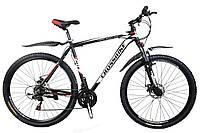 """Горный алюминиевый велосипед 29"""" CROSS HUNTER (Shimano, моноблок, Lockout)"""